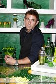 LOS ANGELES - MAY 10:  Scott Ford at the Kim Kardashian & Midori Melon Liqueur launches The Midori T