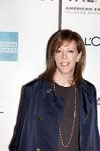 NEW YORK - APRIL 27:Co-founder Jane Rosenthal and attends the premiere of 'Wonderful World' premiere