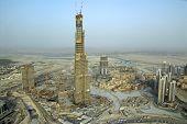 Burj Dubai In The United Arab Emirates