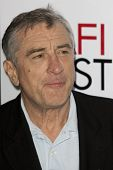 HOLLYWOOD, CA. - NOVEMBER 3: Robert De Niro attends the AFI Fest premier of Everybody's Fine  at The