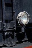 Locomotive Headlight
