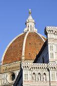 Il Duomo also called Santa Maria del Fiore in Florence, Italy