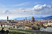 Florence, capital of Tuscany, Italy