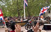 LONDON, UK - APRIL 29: Prince Harry at Prince William and Kate Middleton wedding, April 29, 2011 in London, United Kingdom