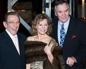 SCOTTSDALE, AZ - JANUARY 9: Norm Crosby, Cheryl Ladd, and Peter Marshall at the Childhelp Drive the Dream Gala on January 9, 2009 in Scottsdale, AZ.