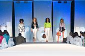 PHOENIX, AZ - MARCH 15: Models walk the runway at the annual Saks Fifth Avenue Xavier Prep Fashion S