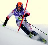 GARMISCH PARTENKIRCHEN GERMANY FEBRUARY 9 Wolfgang Hoerl Austria Competing in the Audi FIS Alpine Sk