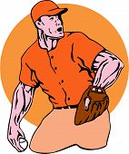 Arremessador de beisebol