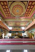 stock photo of vihara  - Mangala Vihara Buddhist Temple in Singapore City - JPG