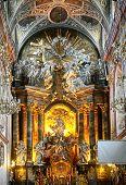 Basílica de Jasna Gora en Czestochowa Polonia