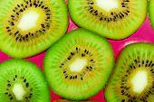 Kiwi pieces
