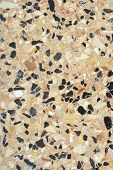 stock photo of terrazzo  - Terrazzo paving  - JPG