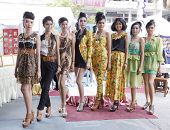 Thai Models Fashion Show