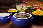 picture of brazilian food  - Feijoada - JPG