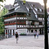 La Maison Des Tanneurs - Old House In Strasbourg