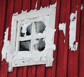 Frozen window