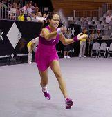 Ana Ivanovic Playing Tennis