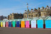 Beach Huts in Hove/Brighton