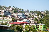 House On The Mountain In Kalimpong