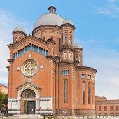 Tempio Monumentale In Modena, Italy