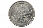 El Yunque Quarter Coin