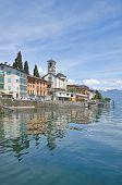 Brissago, Lago Maggiore, Tessin, Schweiz
