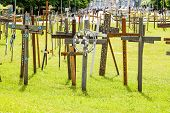 Crosses Garden - Lourdes