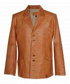 picture of jupe  - brown jacket - JPG
