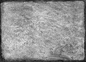 Handmade Black-and-white Texture