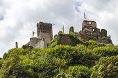 Castle Metternich Near Beilstein