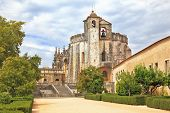 picture of templar  - The imposing medieval castle  - JPG