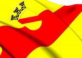 Flag Of Baden-baden