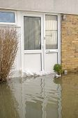 Flooded Front door, Basingstoke