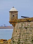 Queijo Castle In Porto