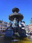Gomes Teixeira Square In Porto
