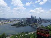 Overlooking Pittsburg