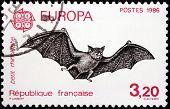 Bat Stamp