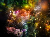 picture of fractals  - Universe Is Not Enough series - JPG