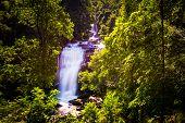 Sirithan Waterfall In Chiangmai Thailand