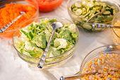 Different Salads