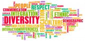 stock photo of multicultural  - Diversity in Culture and People as a Concept - JPG