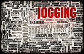 Jogging as a Endurance Fitness Hobby Sport