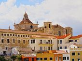 Cathedral In Mahon On Minorca
