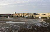 Margate Harbour. Kent. England