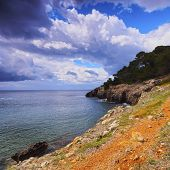 Southern Coastline Of Minorca