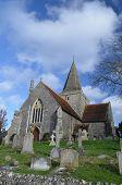 12th century English church