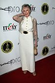 LOS ANGELES - FEB 15:  Tippi Hedren at the Annual Make-Up Artists And Hair Stylists Guild Awards at