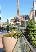 City Landscape In Las Vegas, Nevada