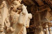 Indian Architecture In Hampi