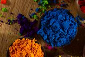 Indian Pigments
